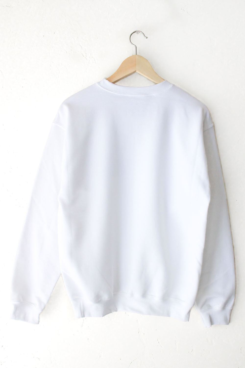 NYCT Clothing California Oversized Sweater - White