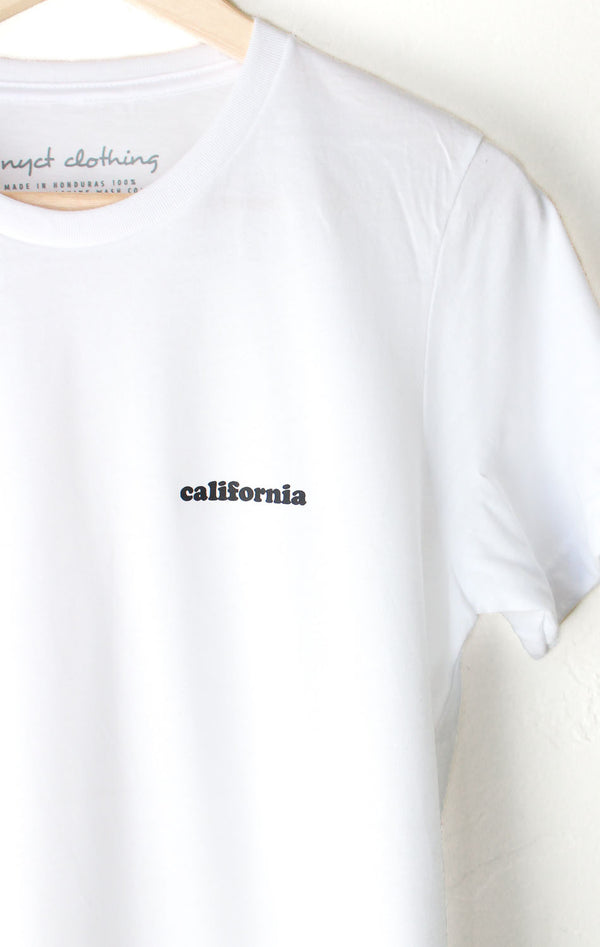 NYCT Clothing California Tee