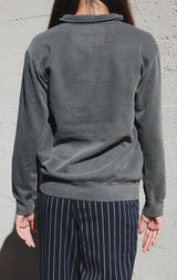 NYCT Clothing Carmel Half Zip Sweatshirt