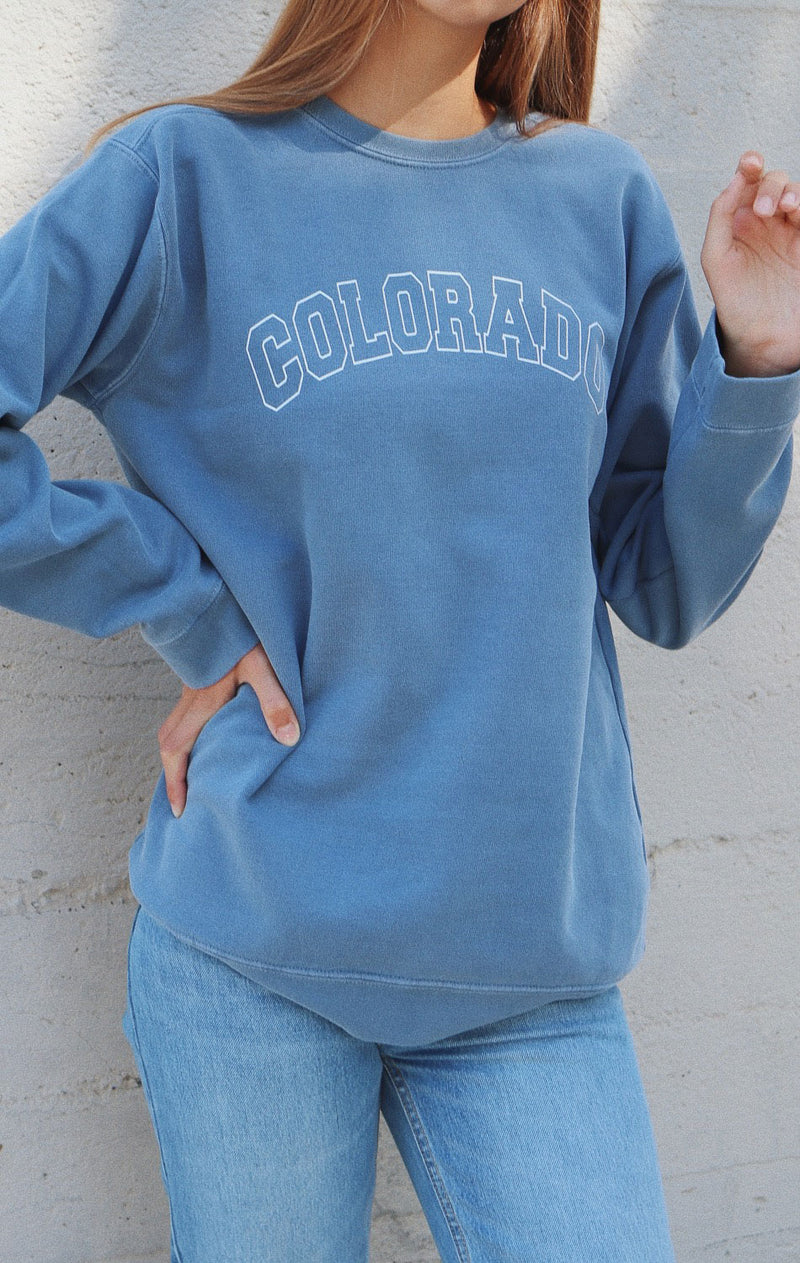 NYCT Clothing Colorado Sweatshirt