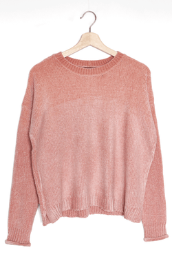 NYCT Clothing Cozy Chenille Sweater
