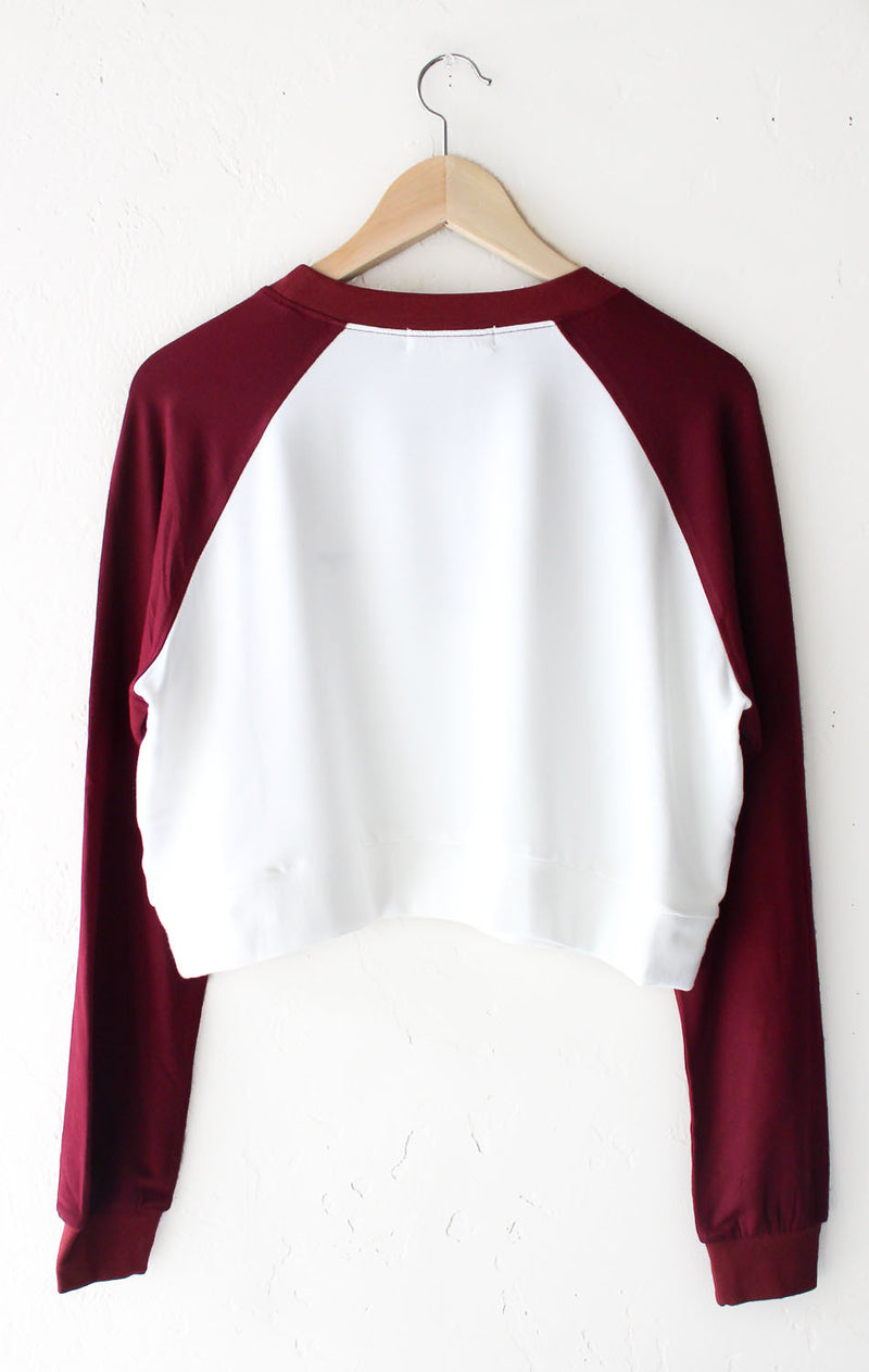 NYCT Clothing Cropped Sweater