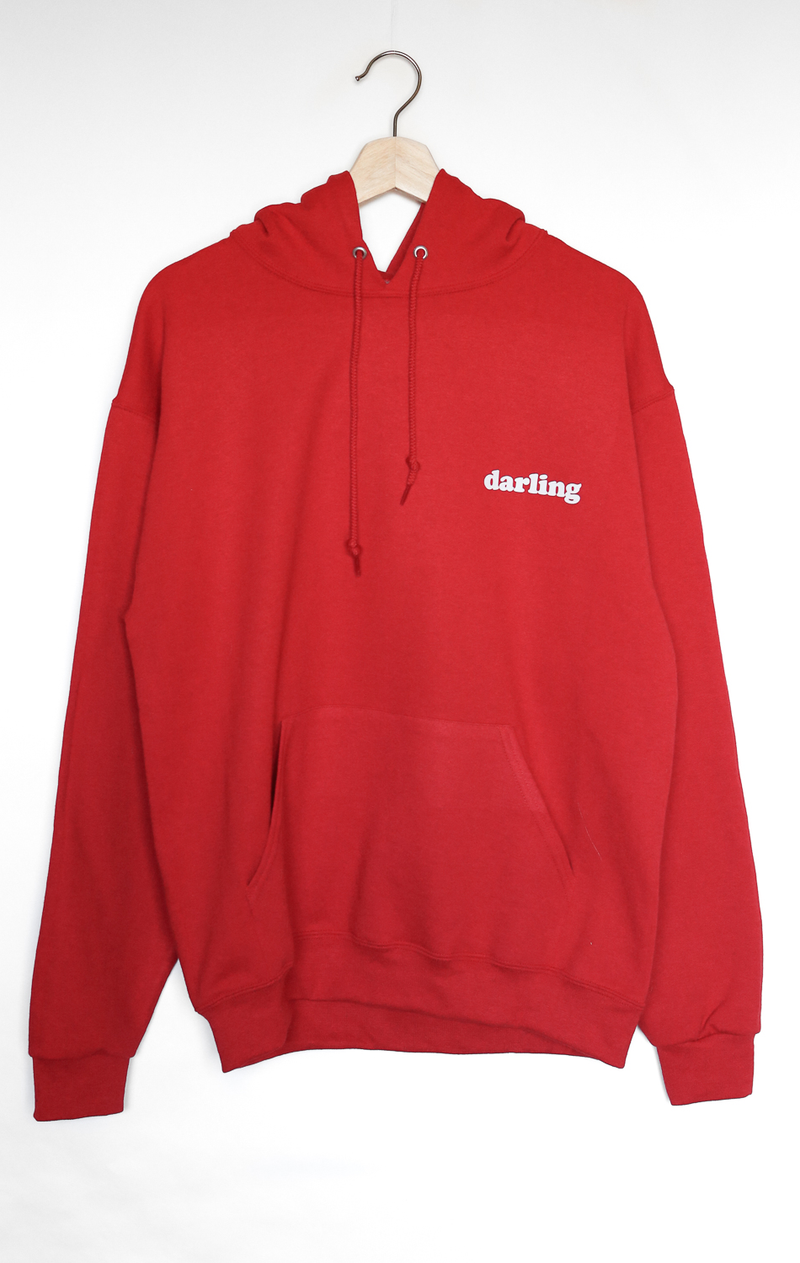 NYCT Clothing Darling Oversized Hoodie