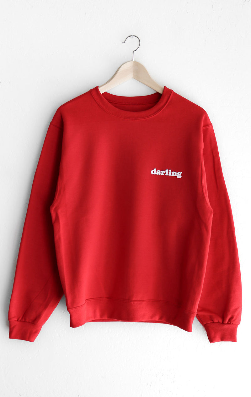 NYCT Clothing Darling Oversized Sweatshirt