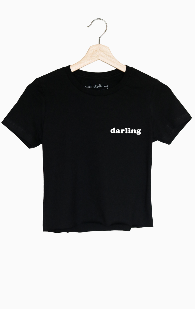 NYCT Clothing Darling Cropped Tee
