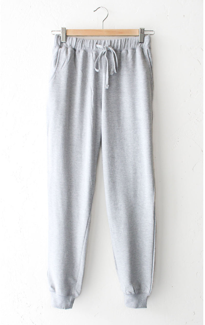 NYCT Clothing French Terry Knit Sweatpants