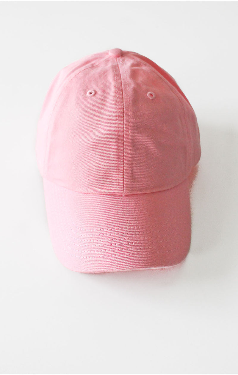 Go Away Cap - Pink