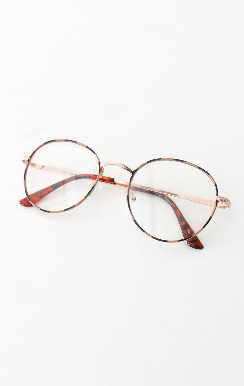 NYCT Clothing Classic Round Readers