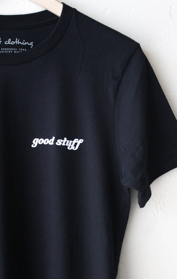 Good Stuff Apparel has been selling to retailers all around the world for more then 10 years. In an online website was established and designed to allow boutiques to access the hundreds of low cost unique styles Good Stuff Apparel brings in each year.4/4(4).