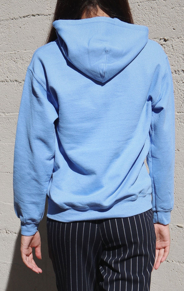 NYCT Clothing Hawaii Hoodie - Blue