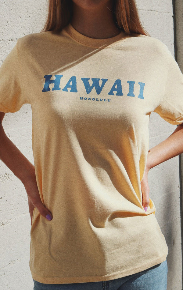 NYCT Clothing Hawaii Tee