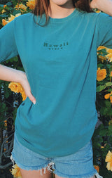 NYCT Clothing Hawaii T-shirt - Green