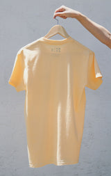 NYCT Clothing Hawaii T-shirt - Yellow