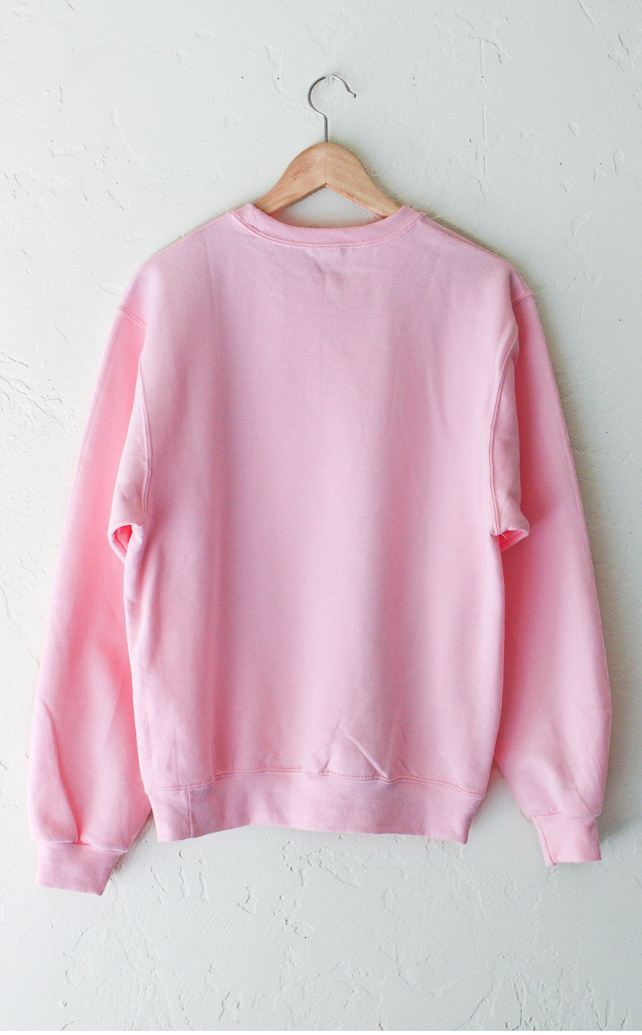 Lazy Oversized Sweater - Pink - NYCT Clothing