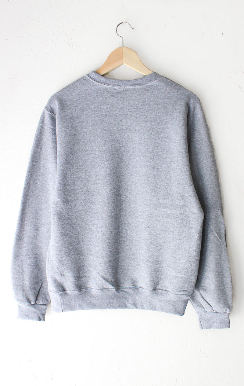 NYCT Clothing Let's Dance The Night Away Sweatshirt - Grey