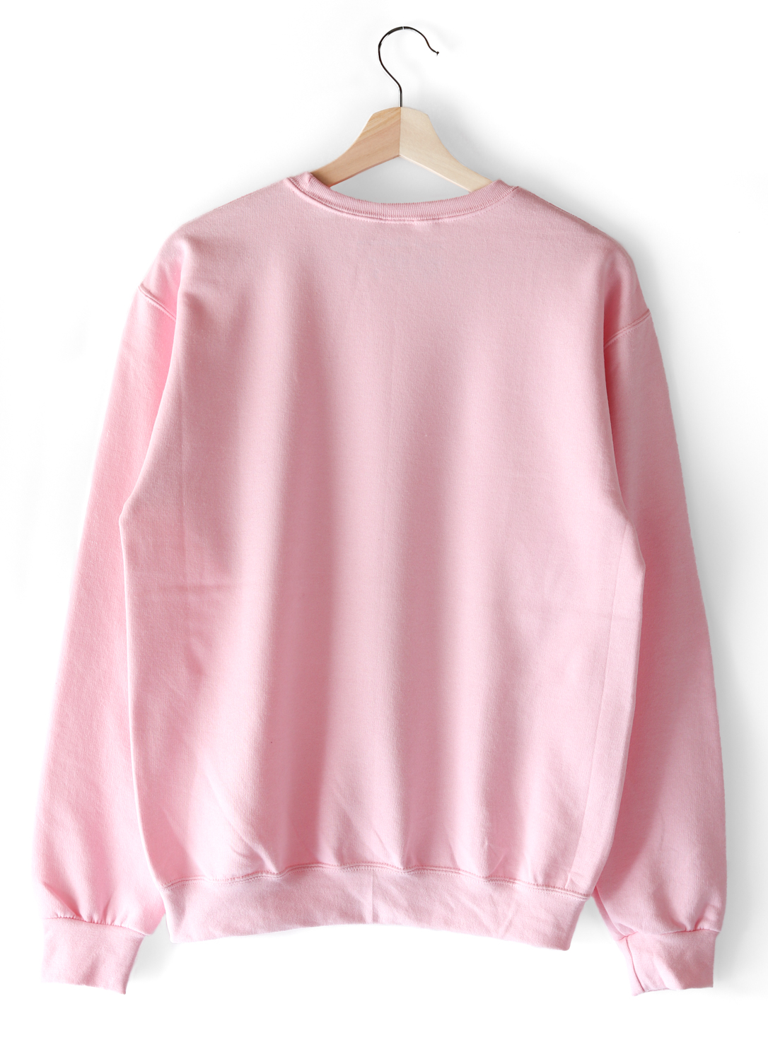 NYCT Clothing Sweatshirt - Light Pink
