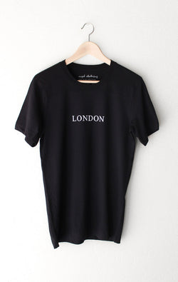 NYCT Clothing London Tee - Black