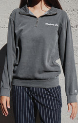 NYCT Clothing Monterey Half Zip Sweatshirt