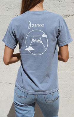 NYCT Clothing Mt. Fuji T-shirt