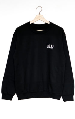 NYCT Clothing NY Oversized Sweatshirt