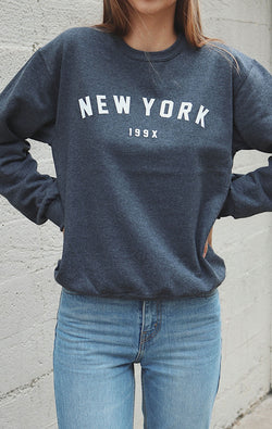 NYCT Clothing New York 199x Sweatshirt