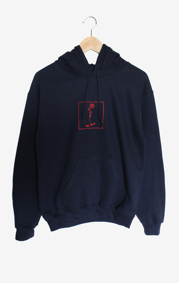 NYCT Clothing New York Hoodie - Navy