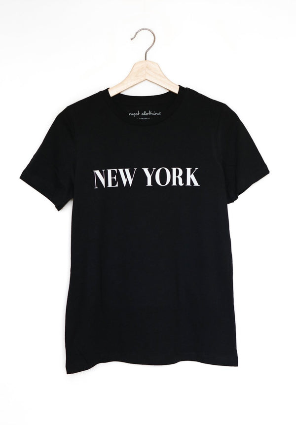 NYCT Clothing New York Relaxed Tee