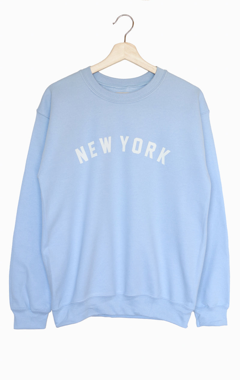 NYCT Clothing New York Oversized Sweatshirt