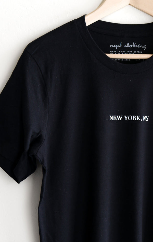 NYCT Clothing New York, NY Tee