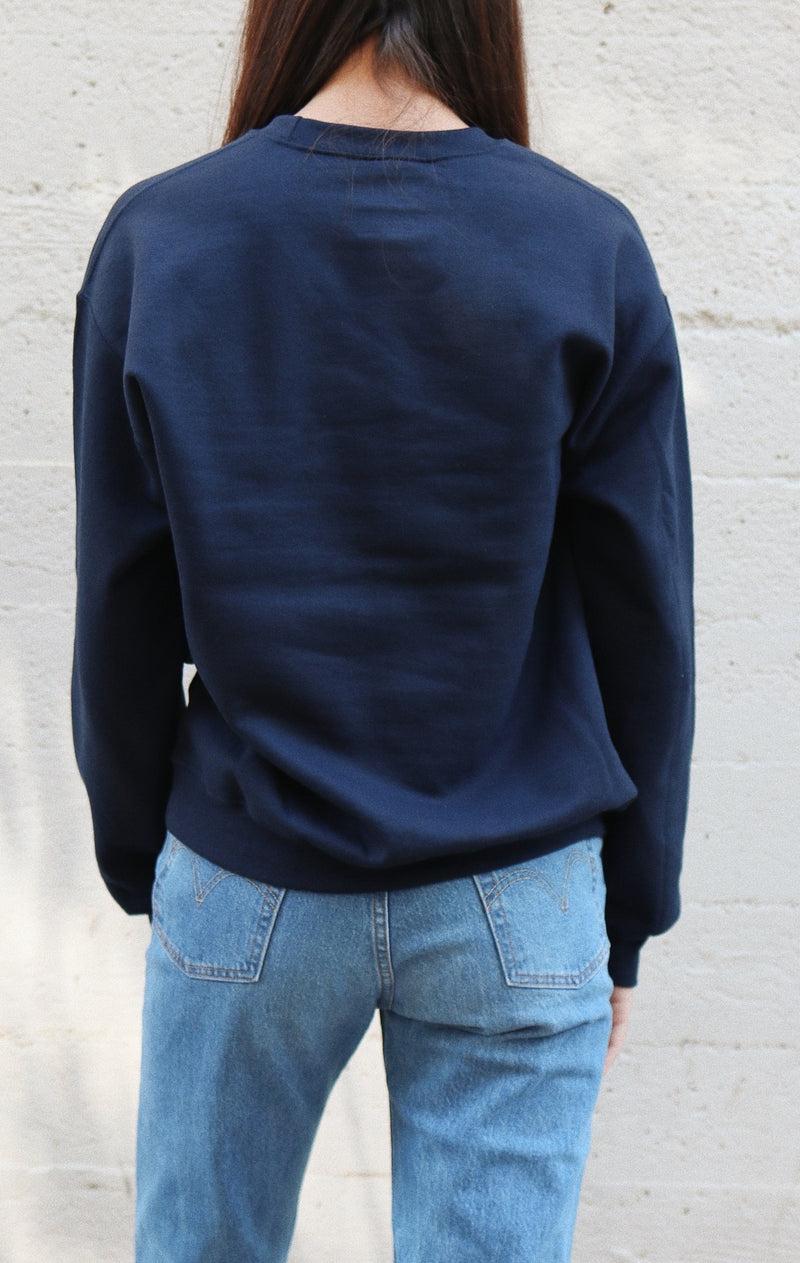 NYCT Clothing Central Park, New York Sweatshirt - Navy