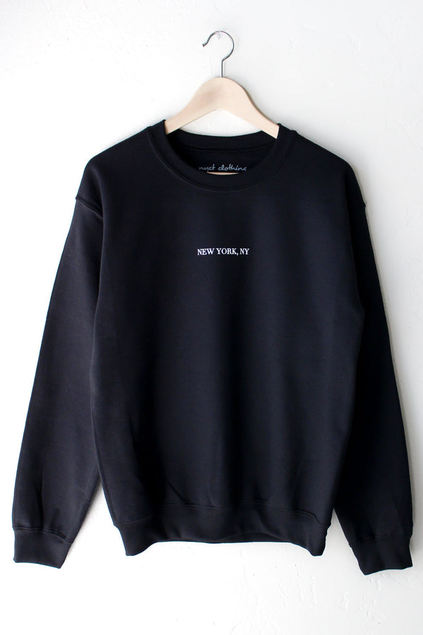 NYCT Clothing New York, NY Oversized Sweatshirt