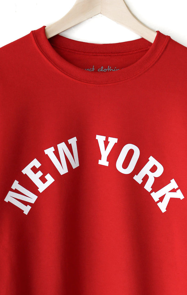 NYCT Clothing New York Sweatshirt