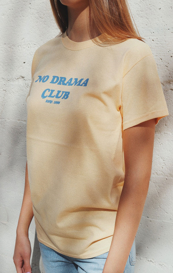 NYCT Clothing No Drama Club Tee