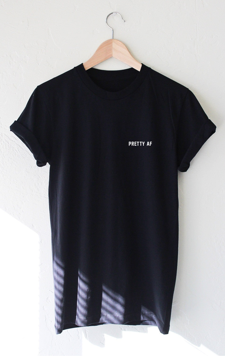 NYCT Clothing Pretty AF Tee