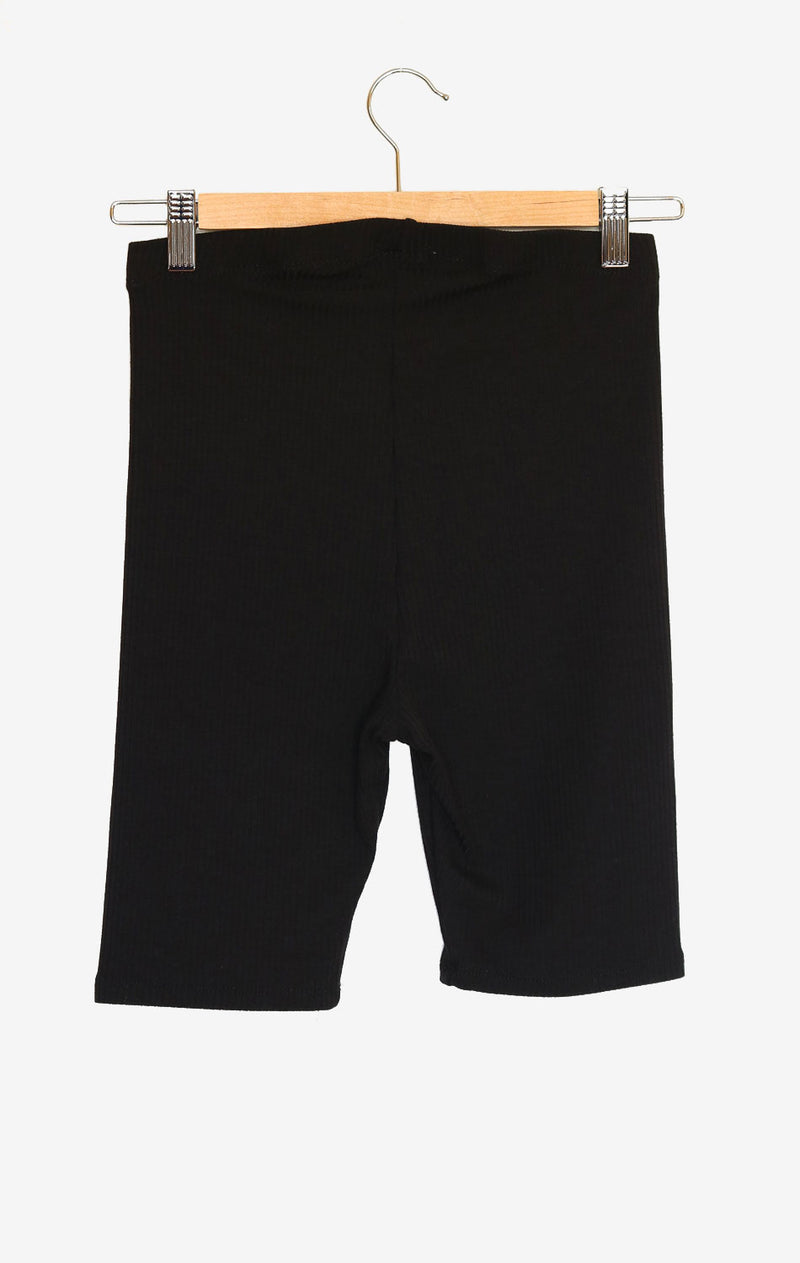 NYCT Clothing Knit Biker Shorts