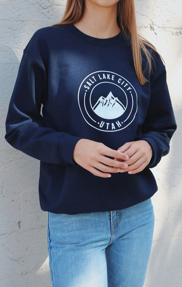 NYCT Clothing Salt Lake City Sweatshirt