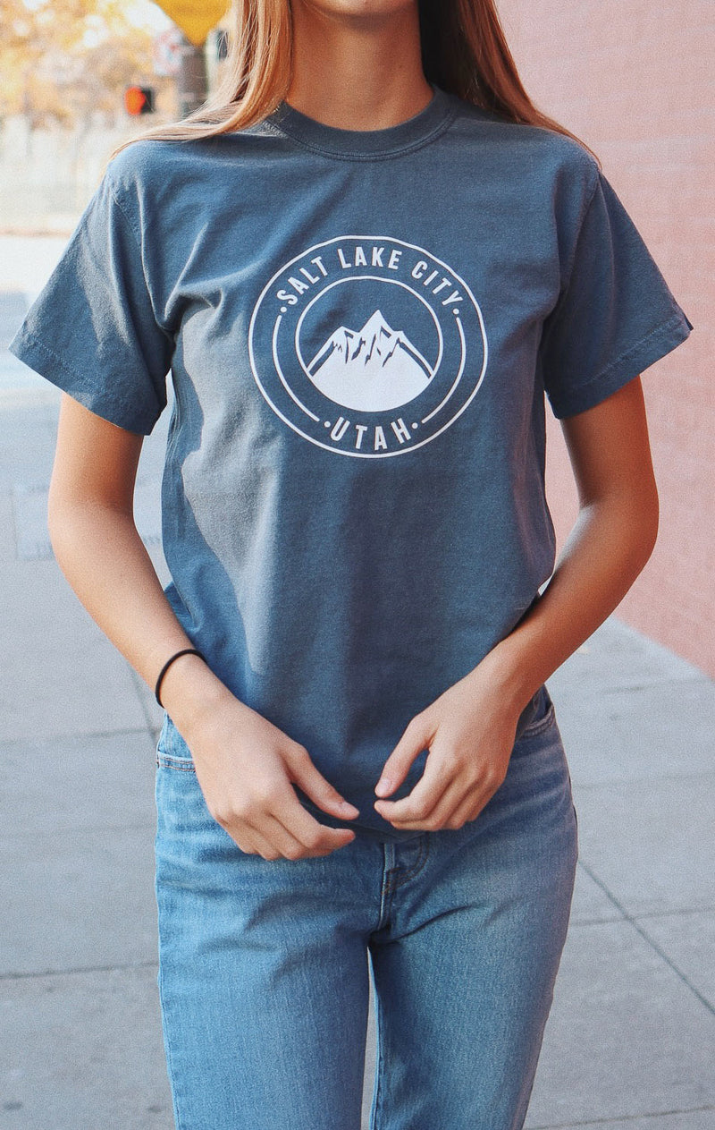 NYCT Clothing Salt Lake City T-shirt