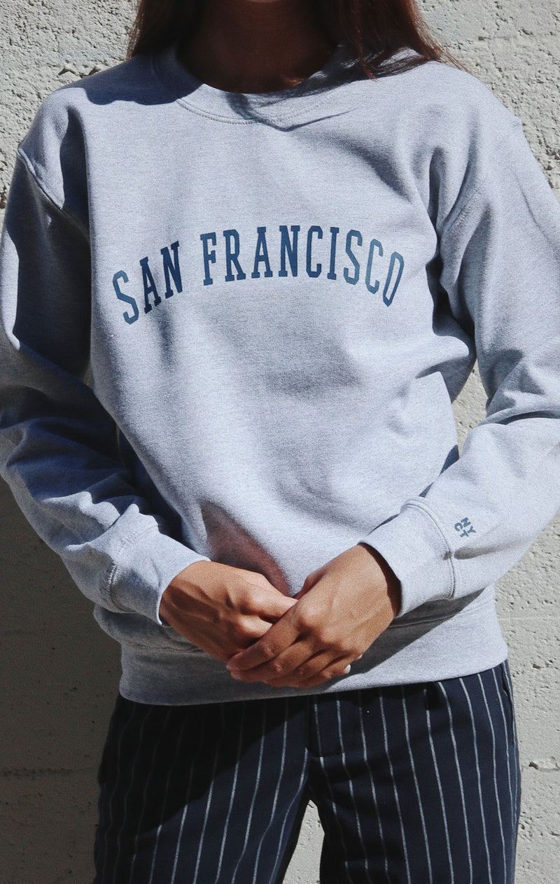 NYCT Clothing San Francisco Sweatshirt
