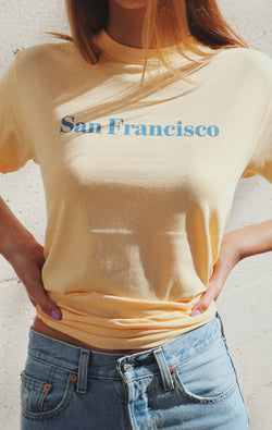 NYCT Clothing San Francisco Tee