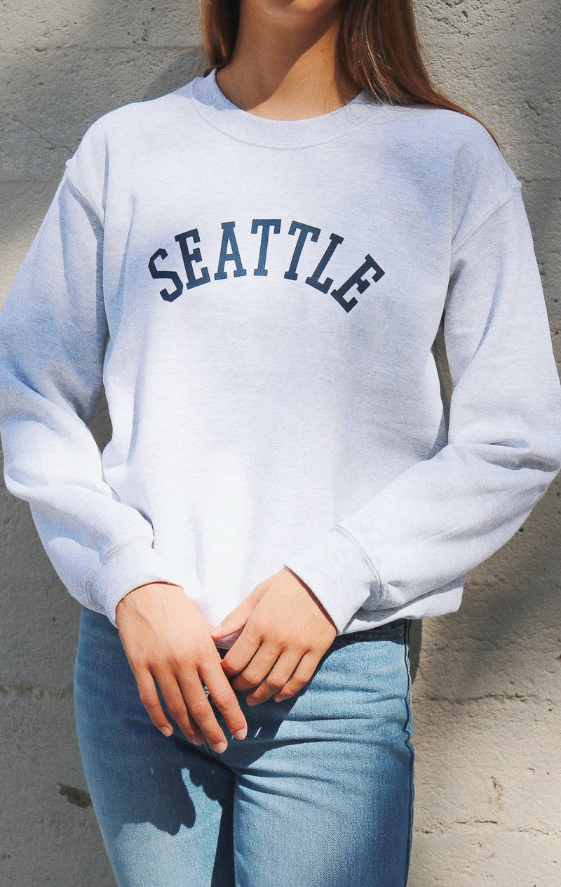 NYCT Clothing Seattle Sweatshirt