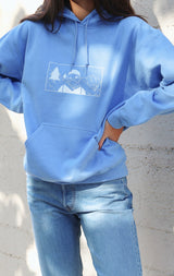 NYCT Clothing Ski Mountain Hoodie