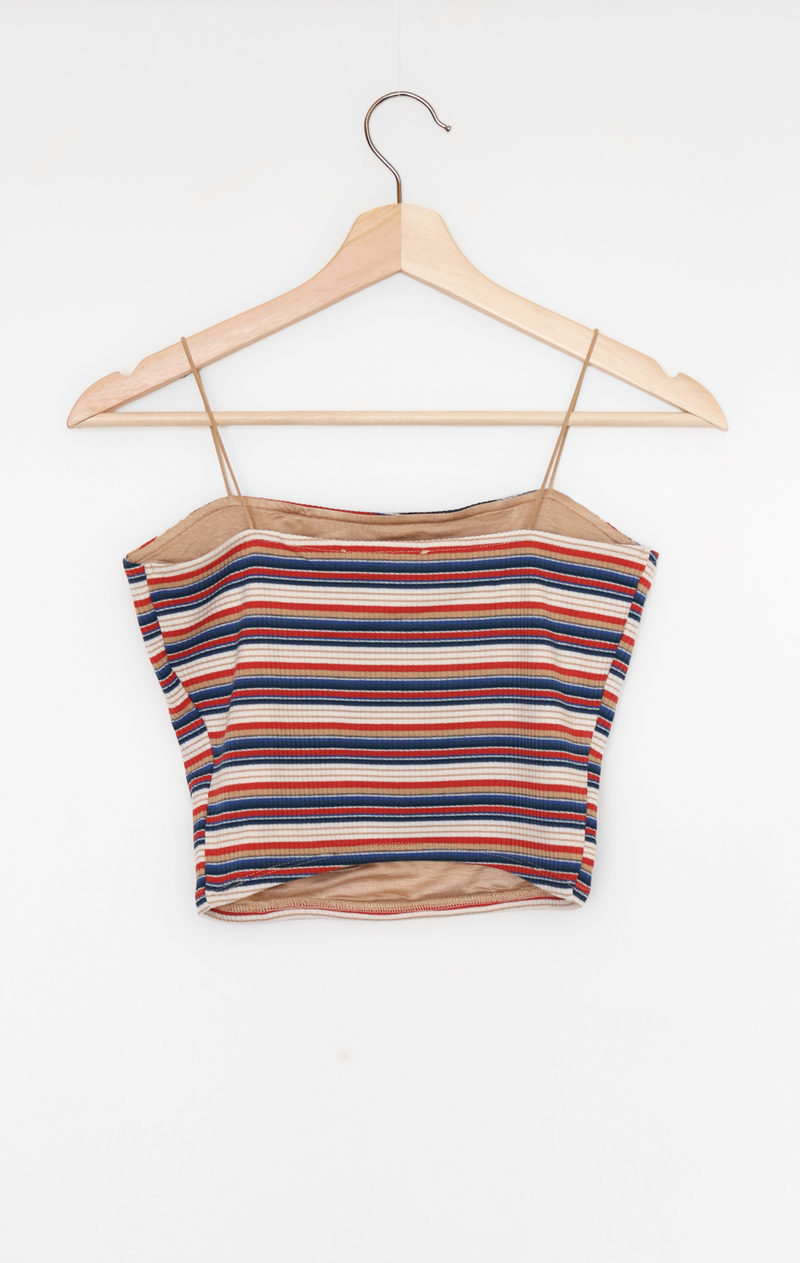 NYCT Clothing Striped Cami