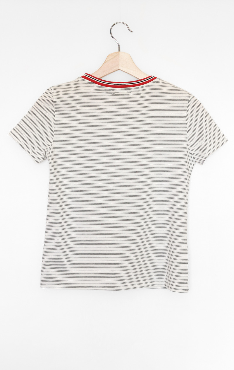NYCT Clothing Striped Tee