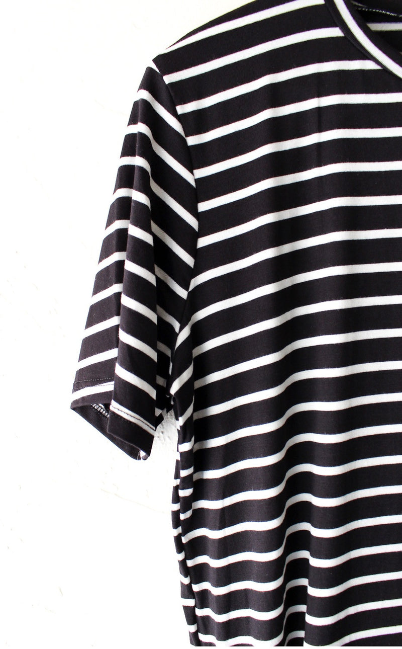 Striped Oversize Shirt
