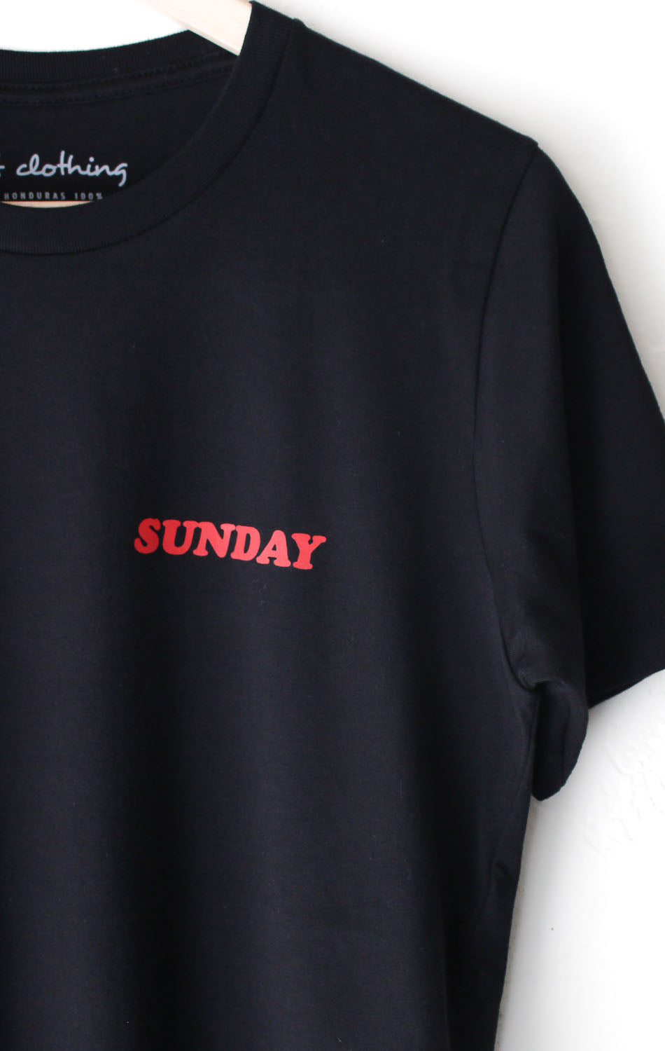 NYCT Clothing Sunday Tee - Black