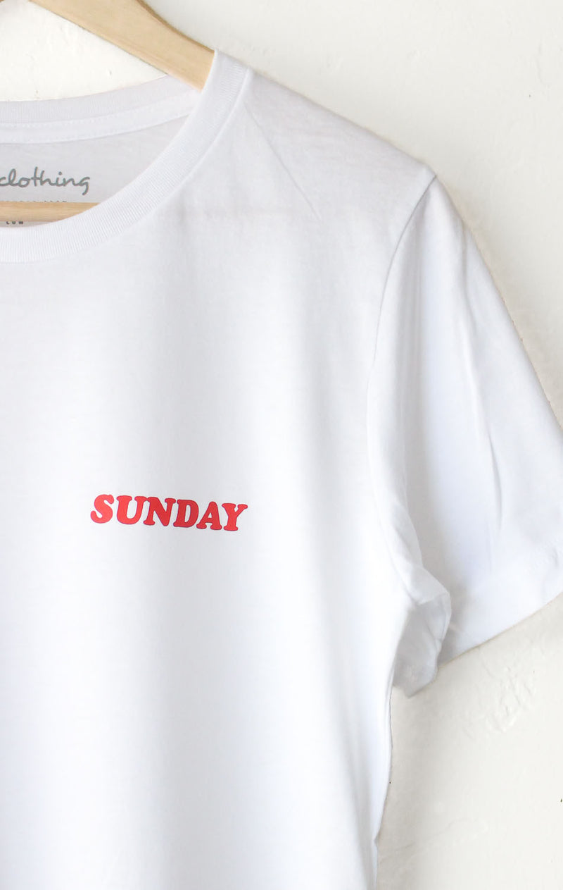 NYCT Clothing Sunday Tee