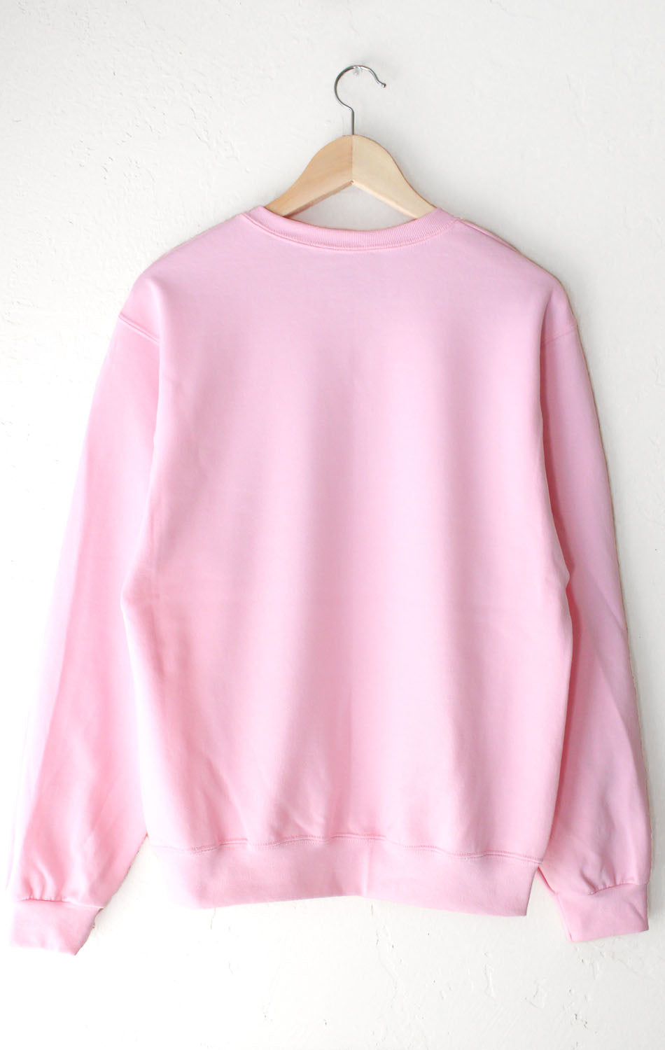 light sweater rhinestones and pink en woman shirts pinko sleeves long with tops extra sweatshirt applications