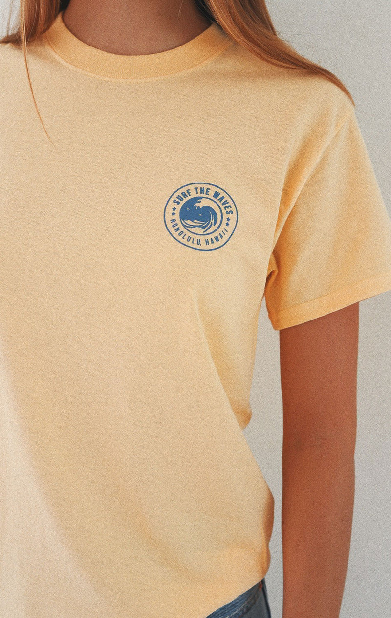 NYCT Clothing Surf The Waves Tee