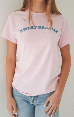 NYCT Clothing Sweet Dreams Tshirt