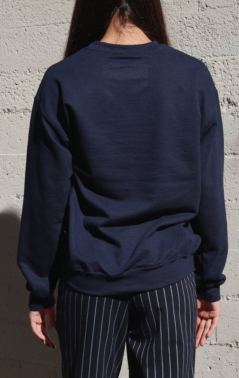 NYCT Clothing USA Sweatshirt - Navy